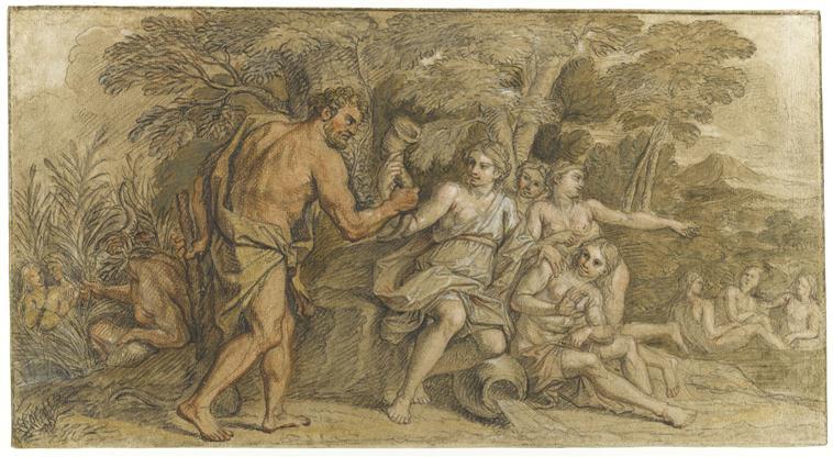 Acheloos ou Achelous, le dieu fleuve à Versailles 12-530787