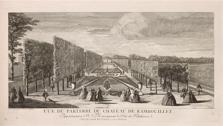 Rambouillet au XVIIIe siècle