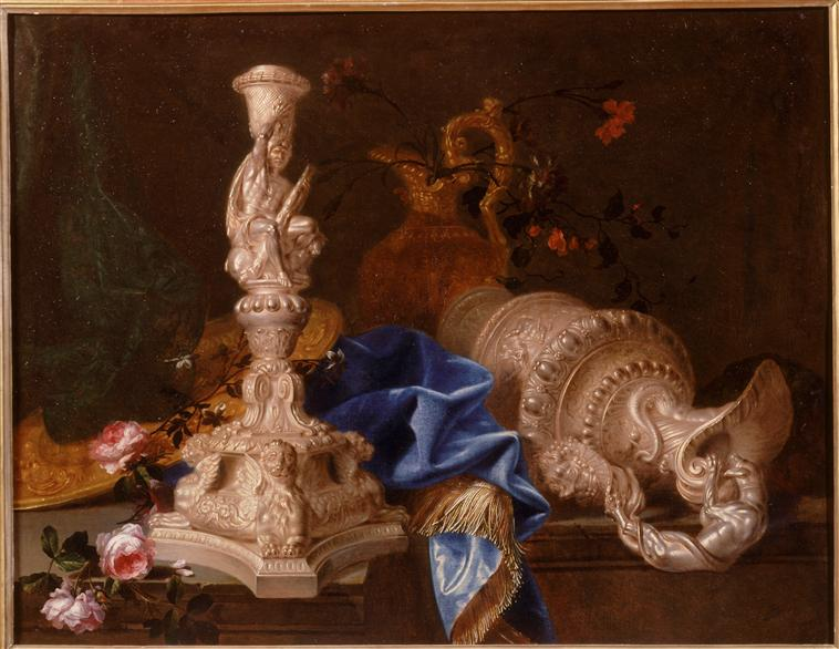 Hercule, héros antique et allégorie royale 88-000291