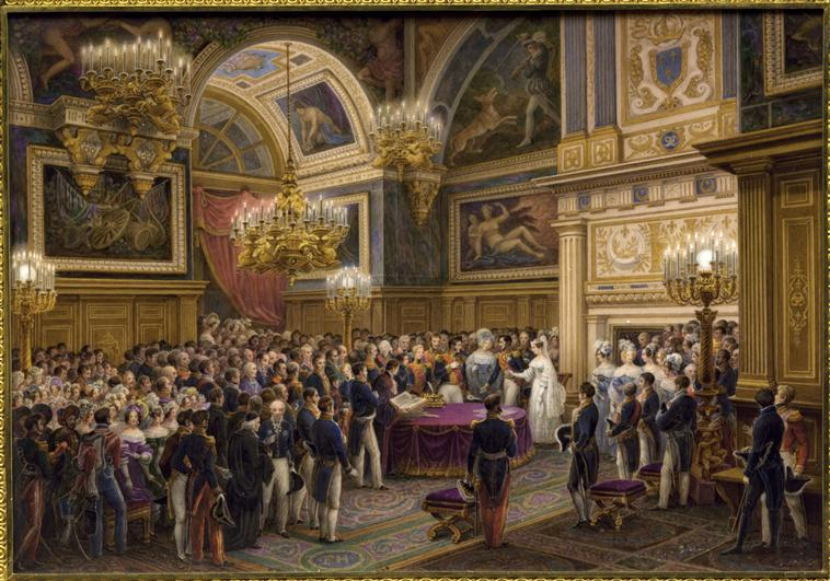 Exposition Louis-Philippe, en 2018 à Versailles 10-504255