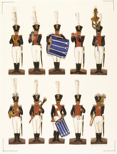 Instruments de musique de la Grande Armee 06-512584