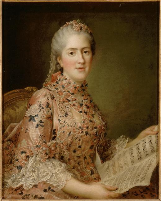 Exposition à Varsovie : Le Versailles de Marie Leszczyńska - Page 2 91-000381-02