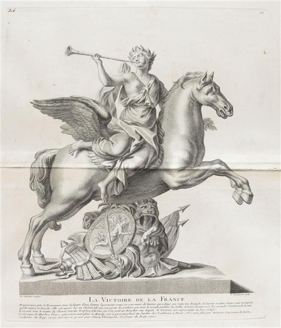 Pégase, cheval ailé né du sang de la Gorgone Méduse 03-013582