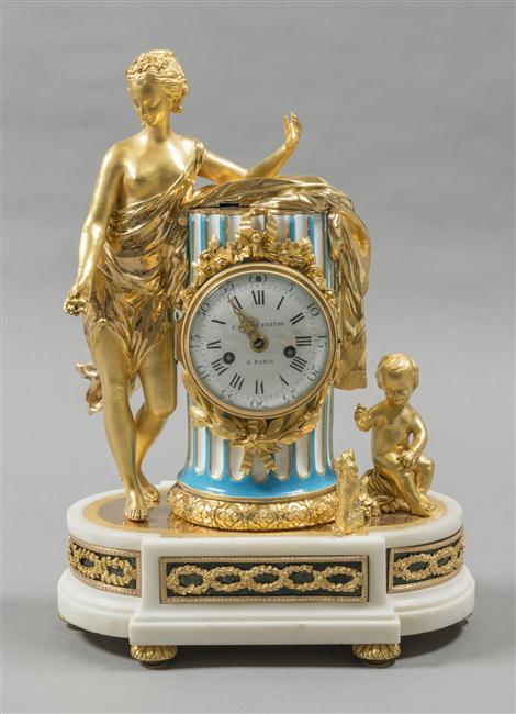 La Pendule à la figure de l'Amitié, 1777 18-518055