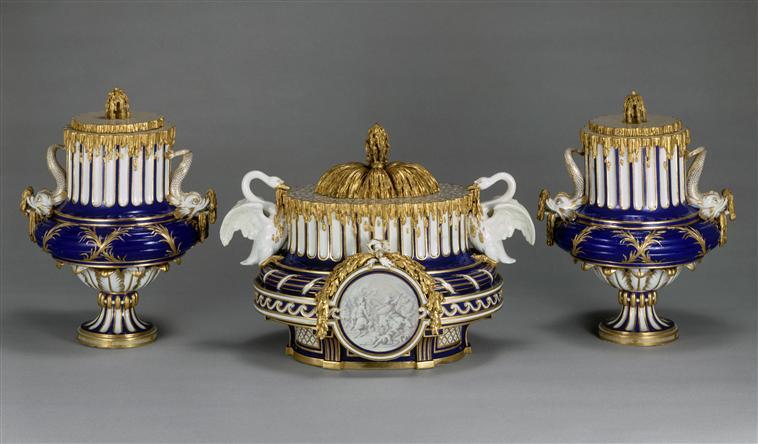 Exposition à Varsovie : Le Versailles de Marie Leszczyńska 85-000739