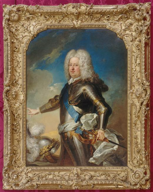 Exposition à Varsovie : Le Versailles de Marie Leszczyńska 04-508791