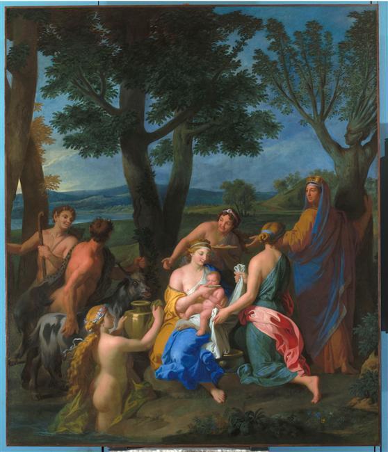 Adonis, heros antique à Versailles 05-511555