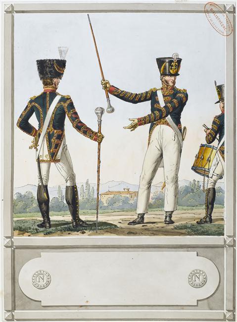 Instruments de musique de la Grande Armee 06-526461