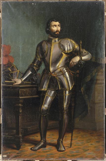 Secrets d'histoire consacré à Anne de France ou de Beaujeu 98-001980