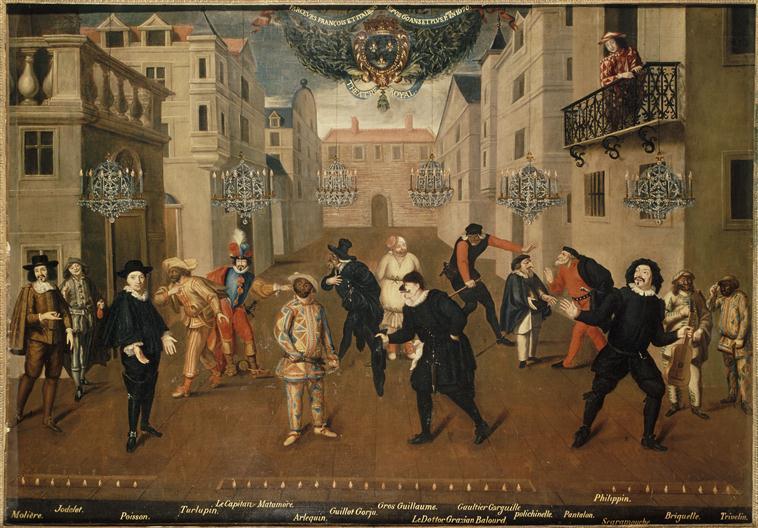 Le mois Molière à Versailles  00-013359