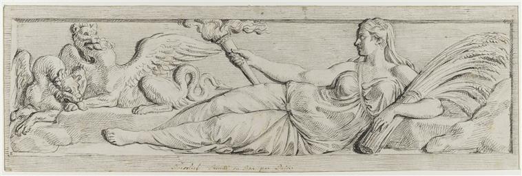 La Chimère, monstre mythologique à Versailles 12-599595