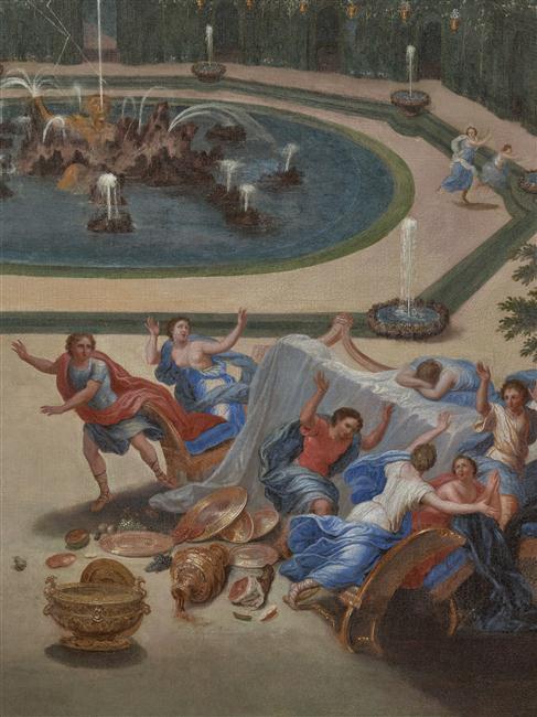 """Lycaon, roi d'Arcadie et """" loup-garou """" 18-509427"""