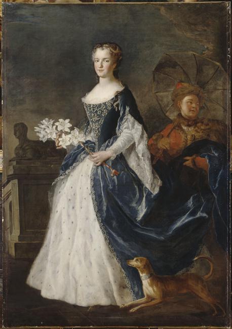 Exposition à Varsovie : Le Versailles de Marie Leszczyńska - Page 2 98-011924