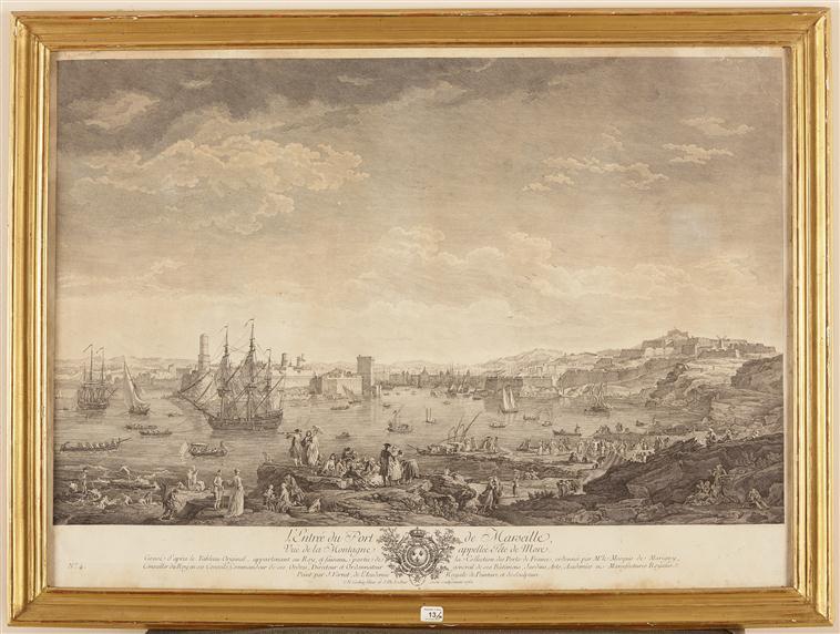 Marseille au XVIIIe siècle Les années de l'Académie 16-514430
