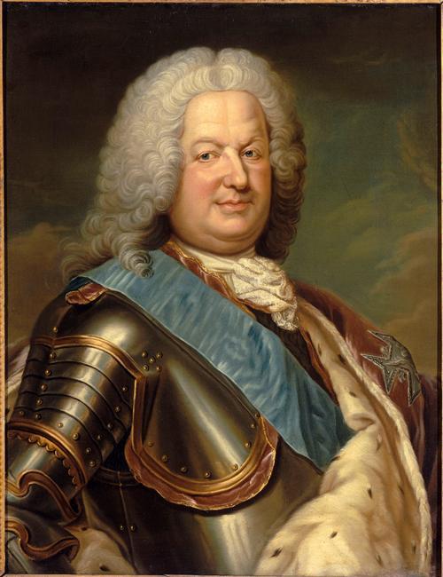 Expo au Grand Trianon : De Louis XIV à Charles de Gaulle  - Page 2 96-019414