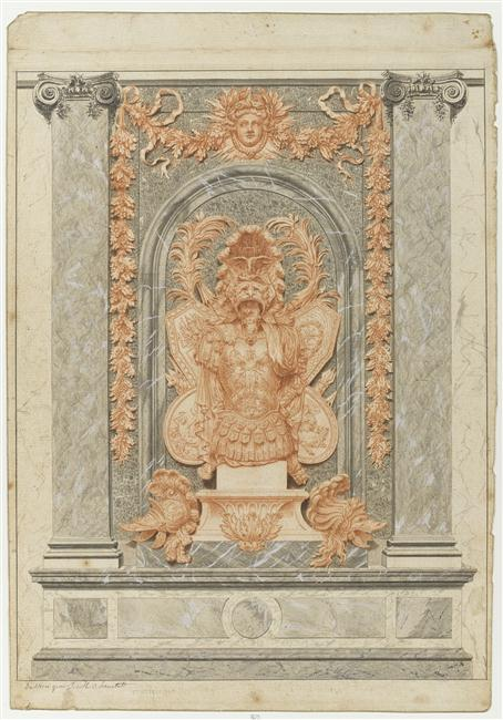Hercule, héros antique et allégorie royale 12-530768