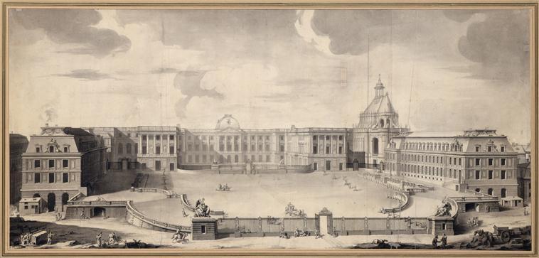 utopiques - Expo : Les Architectures rêvées (1660-1815) 98-026286
