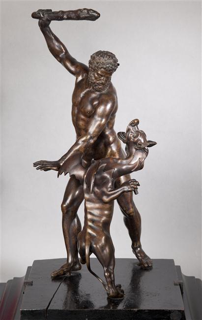 Hercule, héros antique et allégorie royale 13-540425