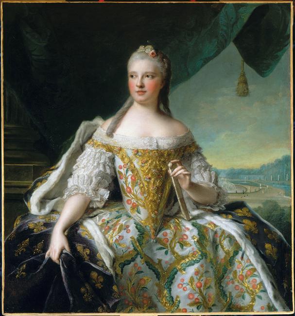 Exposition à Varsovie : Le Versailles de Marie Leszczyńska - Page 2 85-000980
