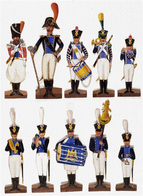 Instruments de musique de la Grande Armee 06-505975