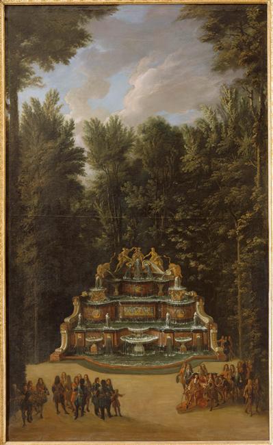 Expo au Grand Trianon : De Louis XIV à Charles de Gaulle  - Page 2 91-003351