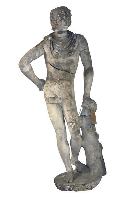 Méléagre, héros antique à Versailles 17-503137