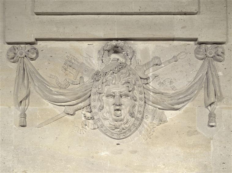 gorgone - Les gorgones, monstres mythologiques 96-005679