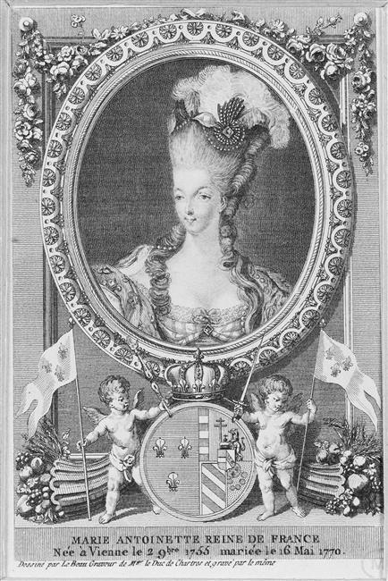 """Exposition """"Marie-Antoinette"""" de 1955 - Page 3 75-005670"""