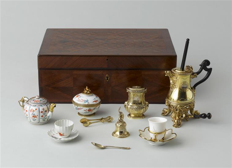 Exposition à Varsovie : Le Versailles de Marie Leszczyńska 08-551694