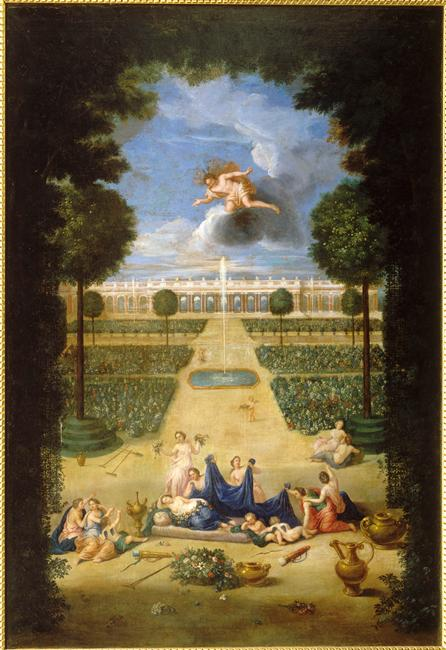 Expo au Grand Trianon : De Louis XIV à Charles de Gaulle  - Page 2 93-001275