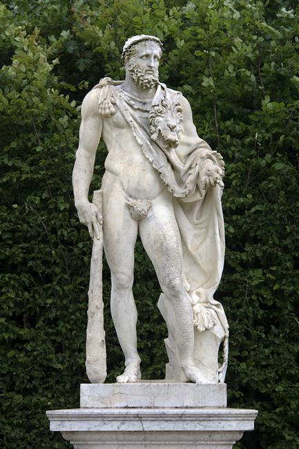 Hercule, héros antique et allégorie royale 16-548334