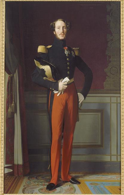 Montauban : exposition, Ferdinand Philippe, duc d'Orléans 85-000136