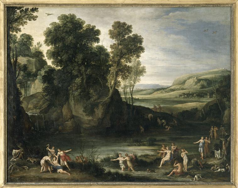 Callisto, nymphe de Diane, ou la grande ourse de Jupiter 05-534996
