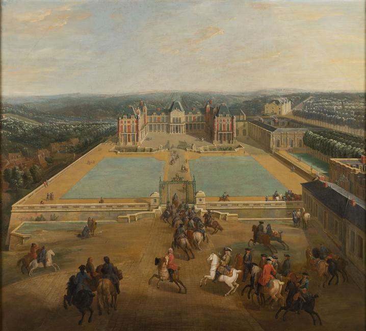 Exposition : Le château de Meudon, au siècle de Louis XIV 13-604822