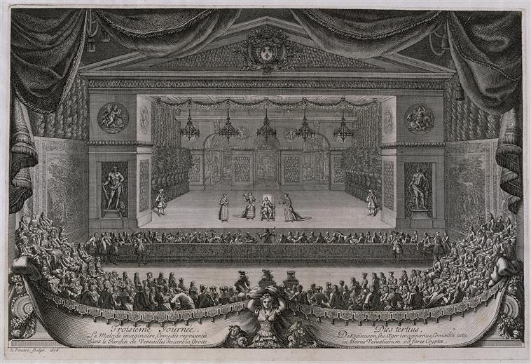 Le mois Molière à Versailles  93-001065-01