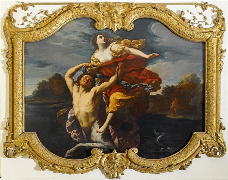 Le centaure, une créature fabuleuse à Versailles  08-517318