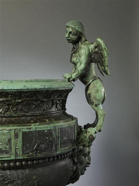 La Chimère, monstre mythologique à Versailles 14-541781