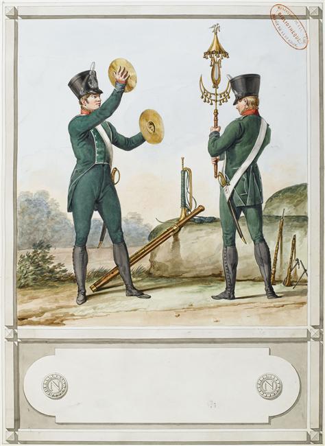 Instruments de musique de la Grande Armee 06-526463