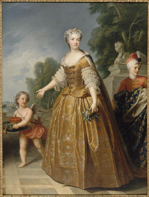 Exposition à Varsovie : Le Versailles de Marie Leszczyńska - Page 2 88-000333-02