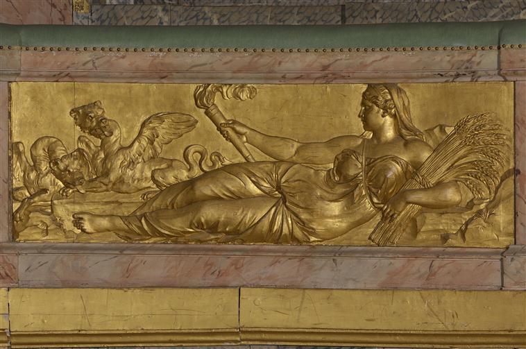 La Chimère, monstre mythologique à Versailles 13-526074
