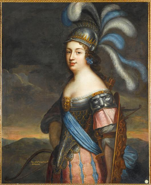 Bellone, déesse de la guerre ou des combats  09-520990