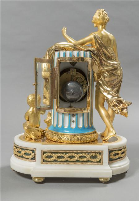 La Pendule à la figure de l'Amitié, 1777 18-518058