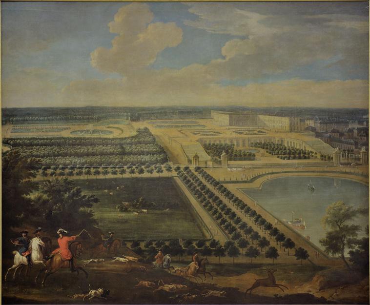 Exposition fêtes et divertissements à Versailles (2016-2017) 12-559852
