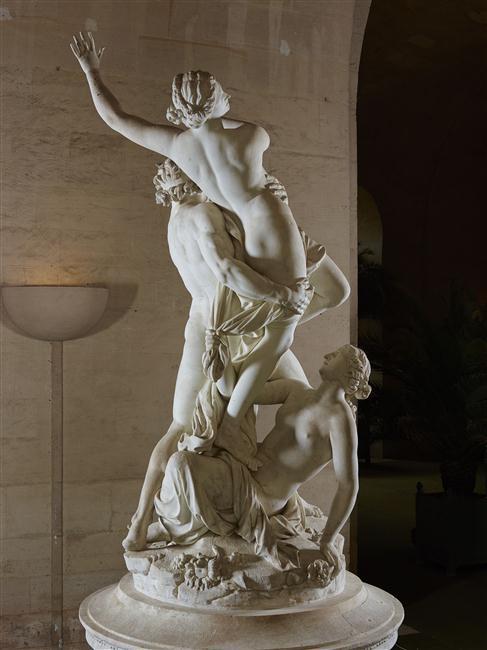 La Naïade Cyané, compagne de Proserpine ou Perséphone 17-502115