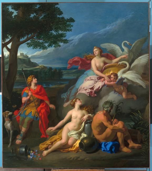 Adonis, heros antique à Versailles 05-511559