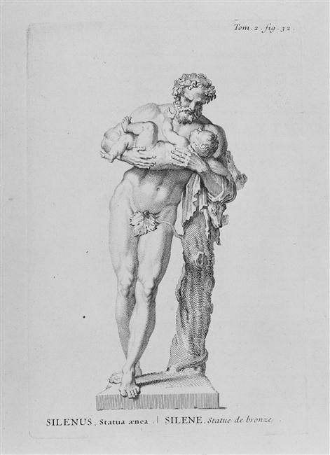 Silène, personnification de l'Ivresse 99-004765