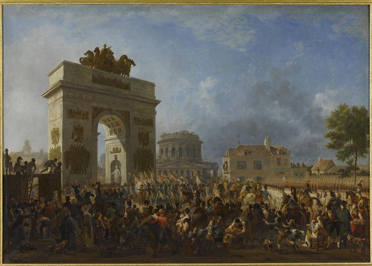 Napoleon et Paris : rêves d'une capitale - Carnavalet 14-527051