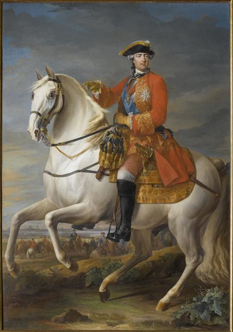 exposition Louis XV à Versailles, 2022 08-527949