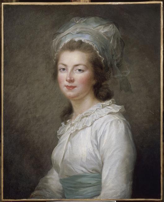 Exposition Mme Elisabeth à Montreuil 85-000985