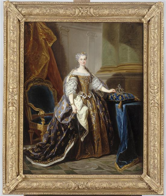 Exposition à Varsovie : Le Versailles de Marie Leszczyńska - Page 2 02-013270
